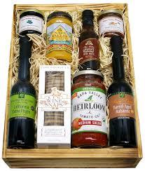 napa valley ground mustard napa valley sler gift box christie s basket express