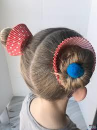 hair buns images hair day ideas cupcake hairdo must