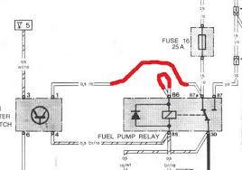 fuel pump relay woes pelican parts technical bbs
