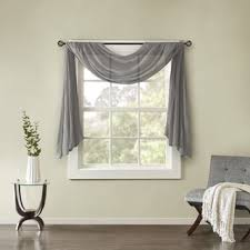 Sheer Valances For Windows Valances Shop The Best Deals For Nov 2017 Overstock Com