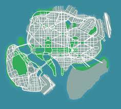 Map Of Washington Dc Neighborhoods by Gta Mapmaking Page 53 Grand Theft Auto Series Gtaforums