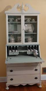 Espresso Secretary Desk by 53 Best Antique Secretary Images On Pinterest Painted Furniture