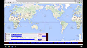 Map Direction Google Maps Javascript Api Tutorial Direction Service On Google