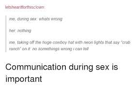 Sex Memes Tumblr - 25 best memes about communication during sex communication