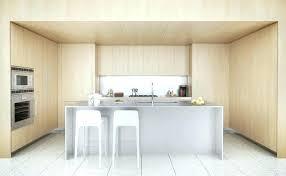 cuisine bois clair cuisine noir mat et bois clair meonho info