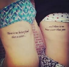 exciting best friend tattoo ideas