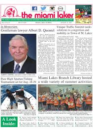 miami laker 2015 august 21 by miamilaker issuu