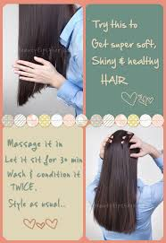 how to make hair soft how to get healthy shiny hair naturally and cheaply
