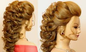 long hair style pics bridal prom hairstyle for long hair tutorial step by step youtube