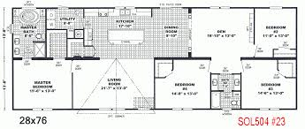 New Homes Floor Plans Triple Wide Mobile Homes Floor Plans New Triple Wide Mobile Homes
