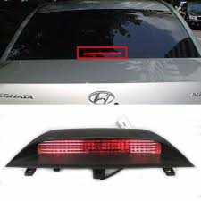 2006 hyundai sonata 3rd brake light replacement 2006 hyundai sonata oem high mount rear third brake light ebay