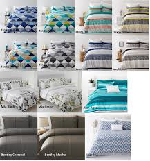 king bed size quilt doona cover set in 2 linen covers cotton