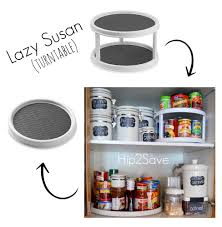 100 lazy susan organizer for kitchen cabinets colors amazon com interdesign kitchen lazy 4 simple frugal pantry organization tips hip2save