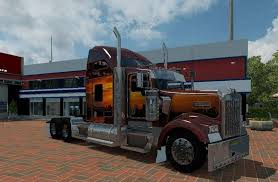 buy kenworth w900 kenworth w900 from ats update mod american truck simulator mod