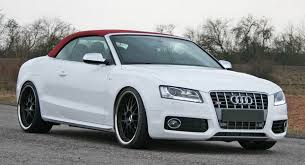 white audi a5 convertible black and white and all hs motorsport tunes audi s5 to 375hp