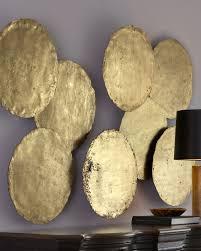 Horchow Home Decor Four Oil Drum Lid Art Pieces Oil Drum Art Pieces And Drums