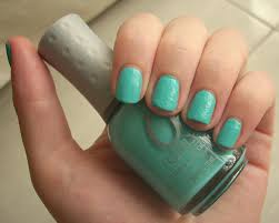 orly frisky nail polish review through the looking glass