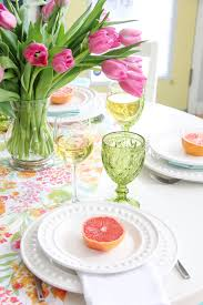 u0027s day brunch table setting a pretty life in suburbs