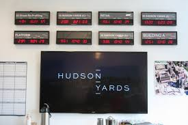 Hudson Yards Map Hudson Yards From The Pits To The Heights Chelseanow Com