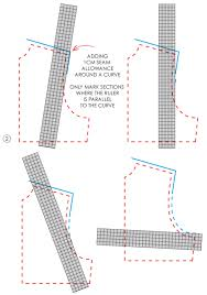 pattern grading for beginners how to use grading rulers and french curves the cutting class