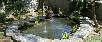 custom ponds landscapes and waterfalls glendale az paradise