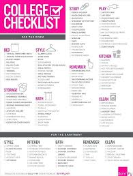 apartment needs college apartment checklist apartment cleaning supplies basic