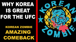 download lagu zombie korean zombie returns why korea is great for the ufc youtube