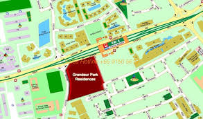 grandeur park residences singapore showflat 65 6100 1380 grandeur park residences location map