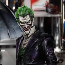joker u0026 robin in play arts kai u0027s batman arkham origins series 2