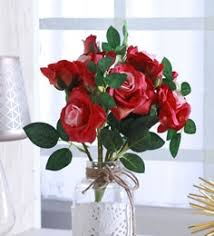 Polyester Flowers - artificial flowers buy artificial flower bouquets online in