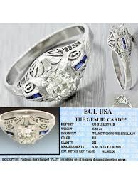 gem art rings images Art deco engagement rings antique vintage engagement rings jpg