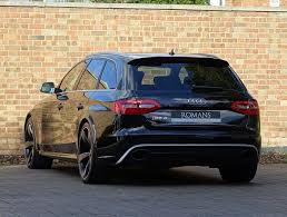 2015 audi rs4 2015 15 audi rs4 avant limited edition for sale panther black