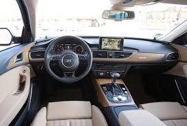 audi a6 allroad 2012 driving u0026 performance parkers