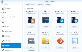 Dns by Rob Pickering Configuring Synology For Forward And Reverse
