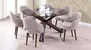 Six Seater Dining Table And Chairs 6 Seater Dining Table Apse Co Regarding For Design 15