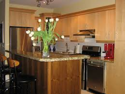 kitchen with island ideas small kitchens with islands designs with beautiful flower on vase