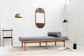 midcentury inspired minimalist furniture line makes a gorgeous