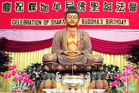 city of 10 000 buddhas celebration of shakyamuni buddha s birthday