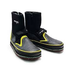 yellow boots s shoes sunko fishing boots shoes anti slip nails spikes waterproof yellow