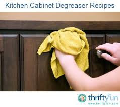Best Kitchen Cabinet Cleaner Homemade Kitchen Degreaser Recipes Degreasers Kitchen Cupboards