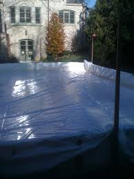 ice rink liner 50x100