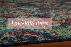 Low Pile Rug How To Choose A Rugged Rug For Heavy Traffic Areas