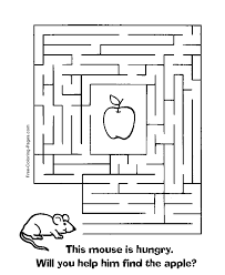 channel maze game worksheets 52