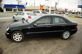 2005 c240 mercedes 2005 mercedes c240 black 4matic 4dr sedan sale
