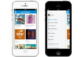 android app design rdio sharpens ios android app design features hypebot