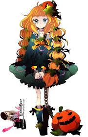 20 best holloween images on pinterest anime girls halloween