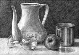 9 6 9 16 art i still life with pencil lessons tes teach