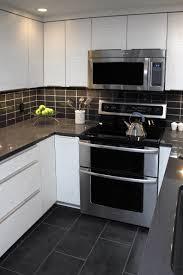 condo kitchen ideas condo kitchen with modern design quartz countertops glass tile