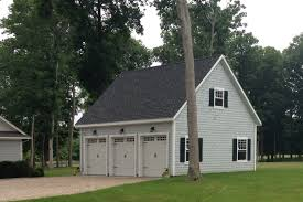beautiful three car garage built in island ny garage with