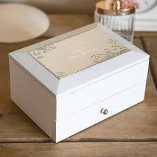 personalised jewelry box personalised two storey jewellery box gettingpersonal co uk